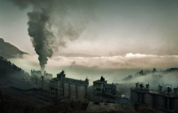 industrial revolution is happening on a new planet